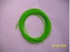 Top Quality Hollow Pole Elastic Green 1.5 Dia.